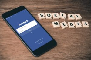 Make use of social media and ensure you have the right social media channels