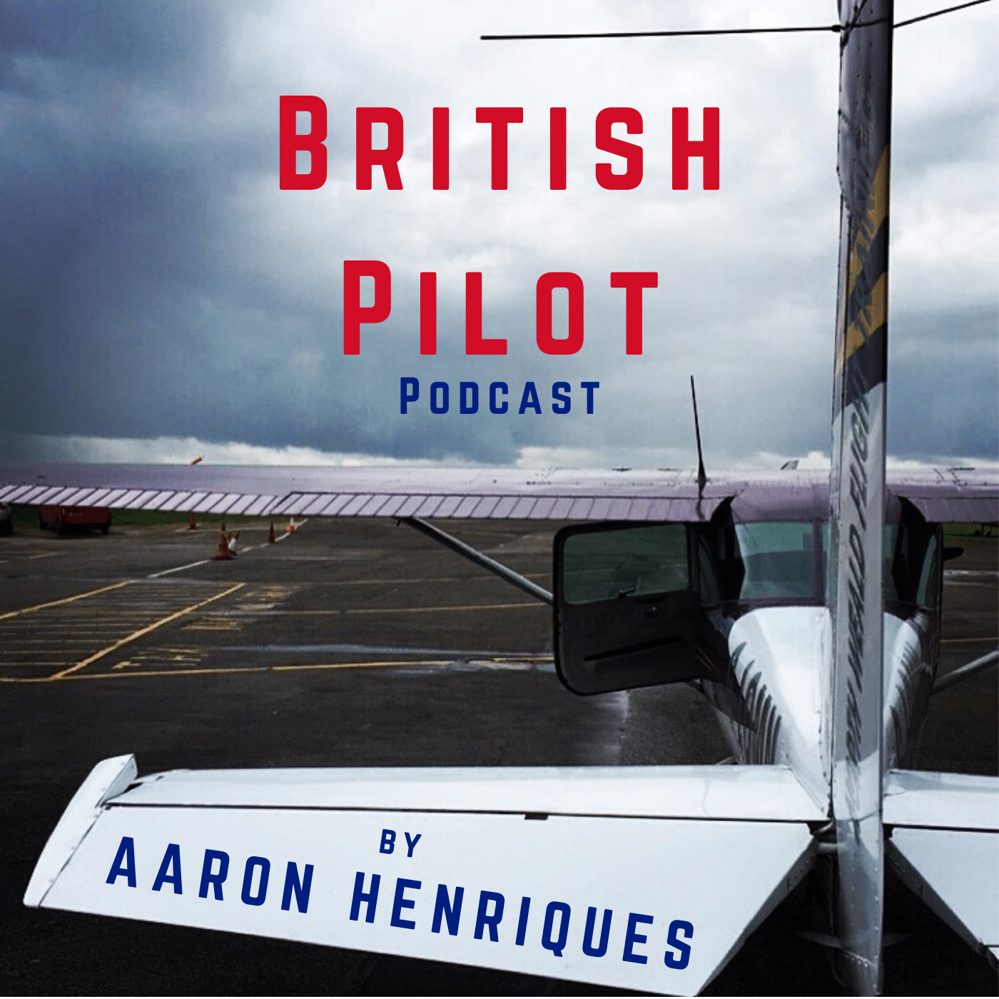 The British Pilot Podcast is hosted by Aaron Henriques a British entrepreneur and former police officer in London. Watch while Aaron completes his ATPL pilot theory at Stapleford Flight Centre and completes his commercial pilot flying training to become an airline pilot.