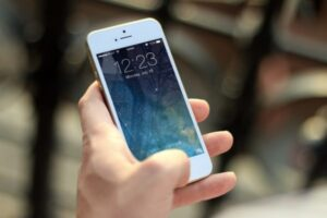 Design your website to be responsive on mobile phones